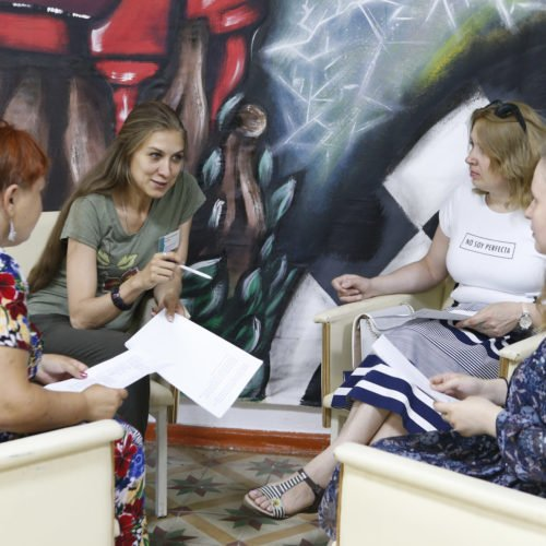 Клуб пациентов и их родственников Ставропольской психиатрической больницы
