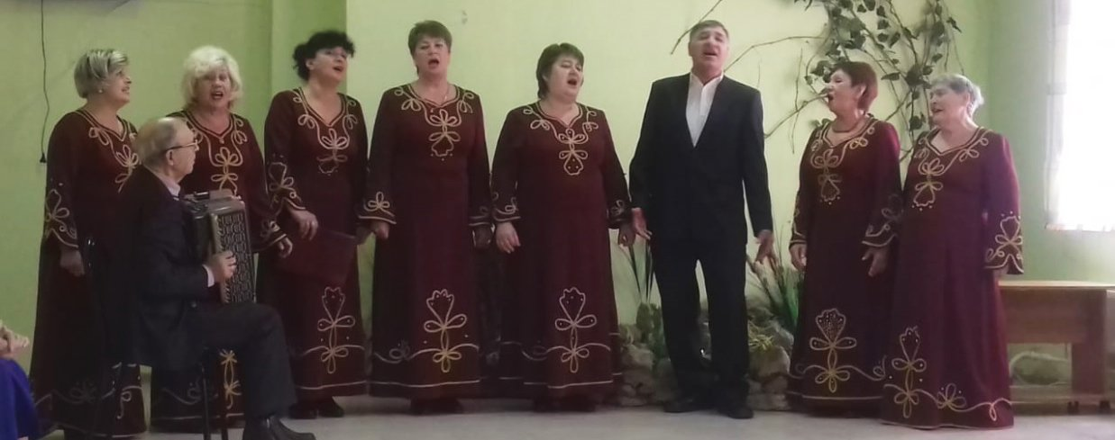 Концерт в отделениях больницы