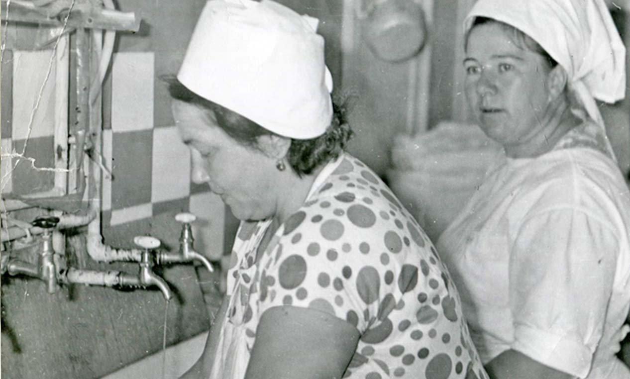 кухня 1960-е