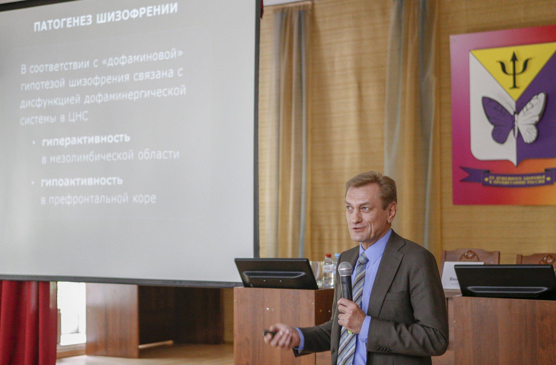 В Ставропольской психиатрической больнице прошли клинические разборы с участием профессоров психиатрии