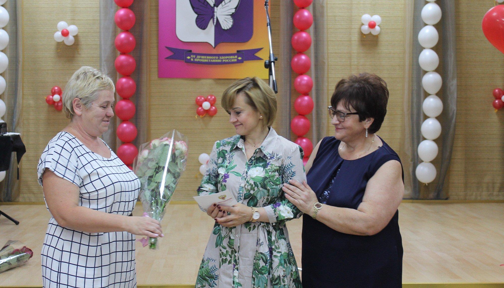 В больнице прошла праздничная планерка, посвященная Дню медицинского работника