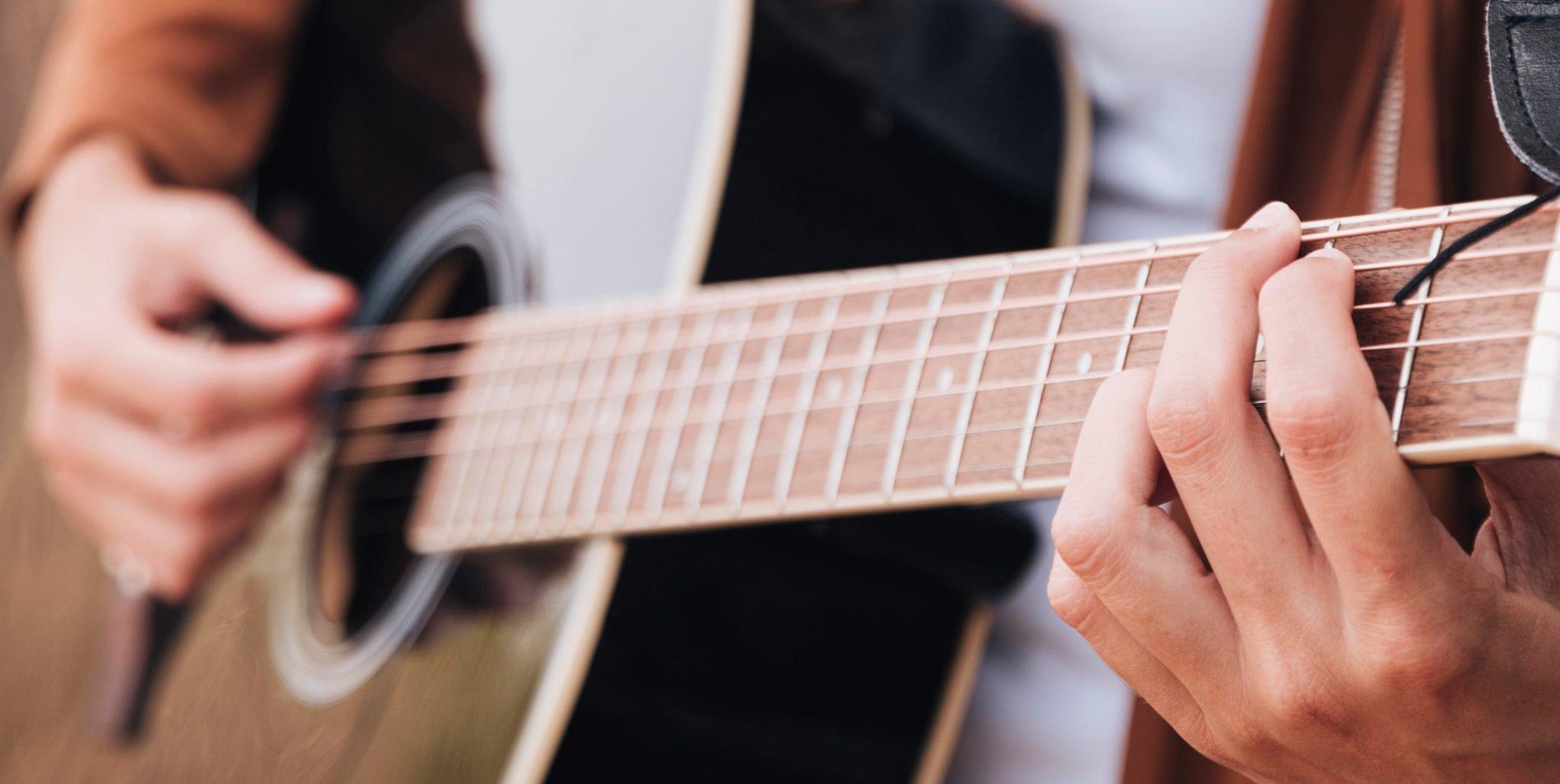 Творческая встреча под звуки гитары