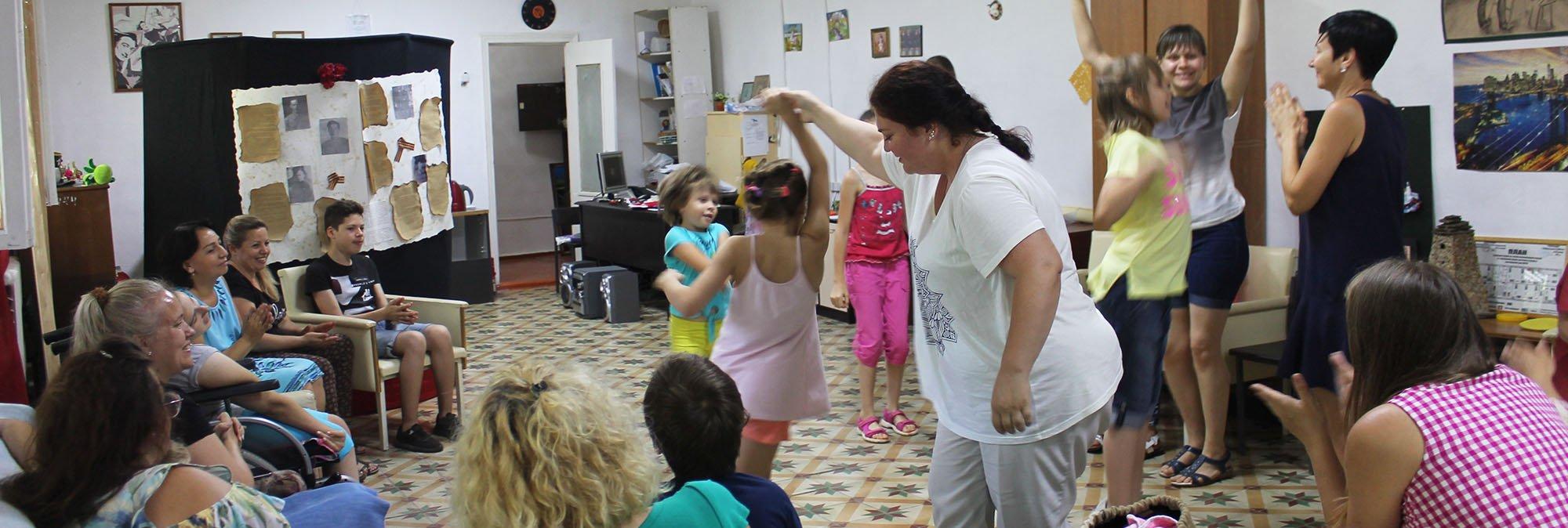 5 июля в больнице завершилась работа летнего семейного лагеря