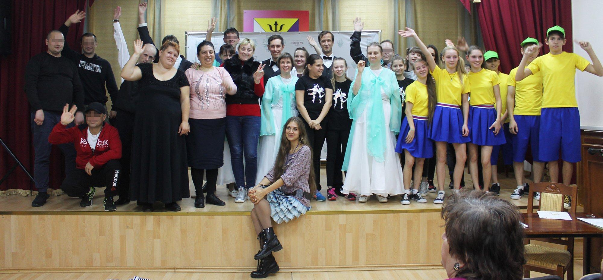 Фестиваль «Душевный арт» завершился гала-концертом с участием творческих коллективов Ставрополя