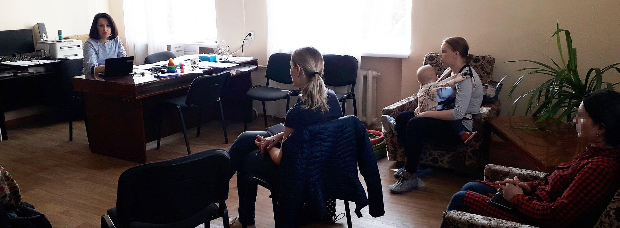 В Ставропольской психбольнице завершила работу осенняя Школа аутизма