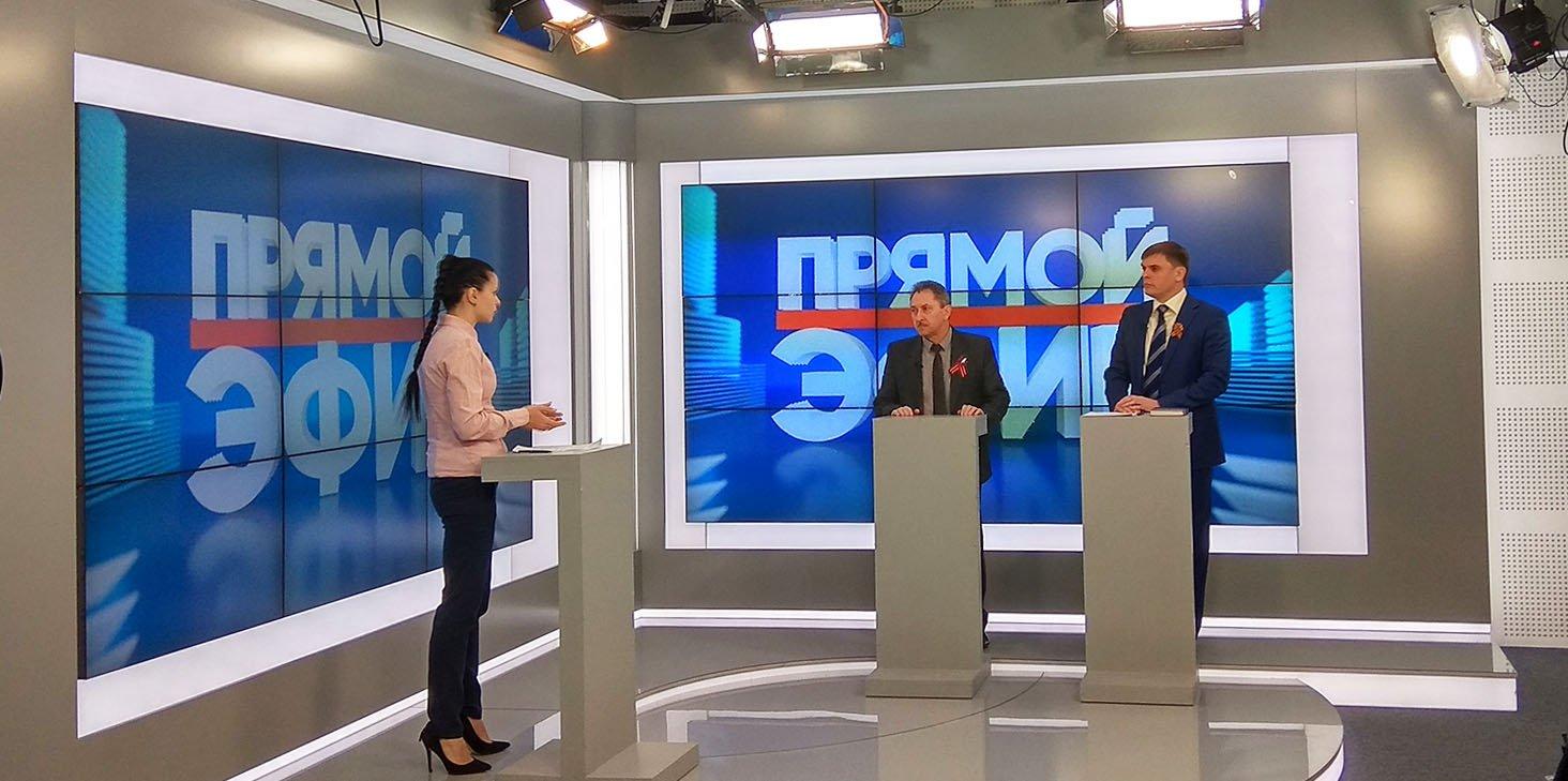 О важности самоизоляции и способах защиты от коронавируса рассказали телезрителям Ставрополья