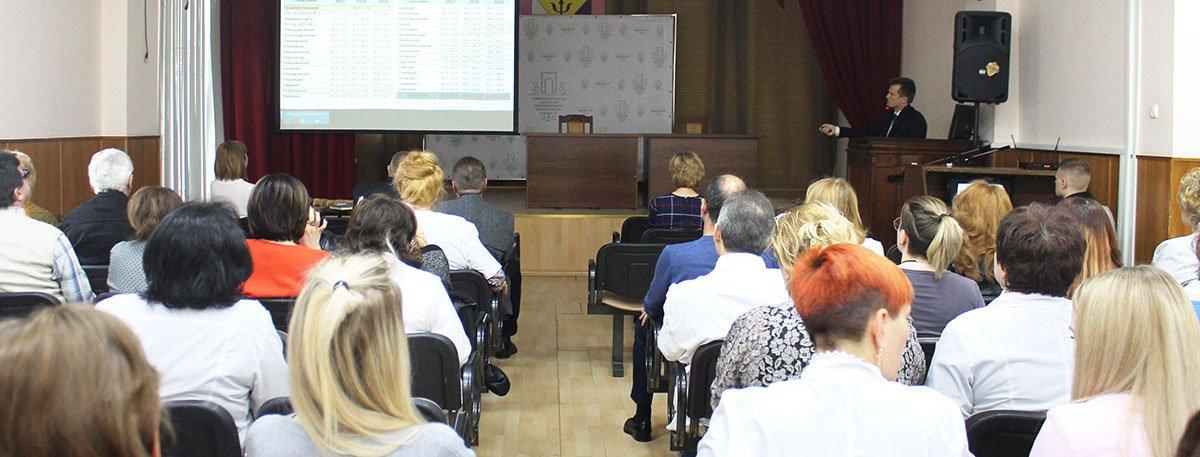Психбольница участвует в заседании Ставропольской ассоциации психиатров