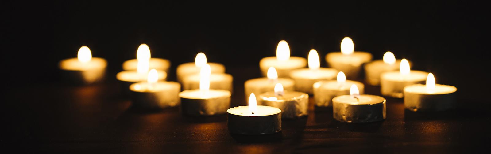 Акция «Свеча памяти». Участвуем всей страной!