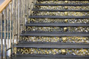 лестница главного корпуса